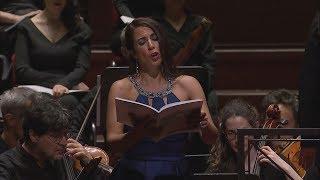 """JOSÈ MARIA LO MONACO live at Concertgebouw Amsterdam - Vivaldi: """"Tecum principium"""" (Dixit Dominus)"""