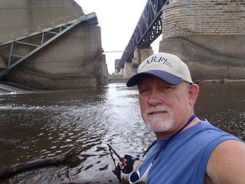 McAlpine Dam Spillway Opening, 10.15.13