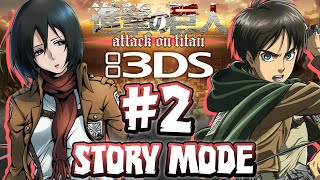 Attack on Titan Humanity in Chains - Part 2 - Story Mode