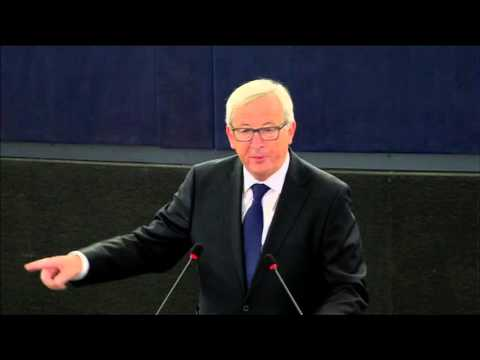 Juncker Calls for EU-Wide Action on Migrant Crisis