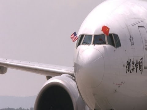 Air China Connects Beijing to Washington