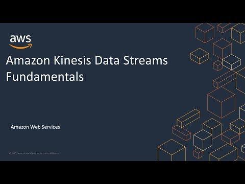 Amazon Kinesis Data Streams Fundamentals