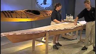 Part 9 - Building A Stitch-and-glue Clc Kayak