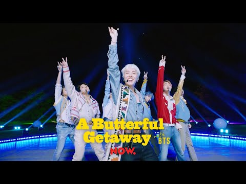 BTS (방탄소년단) 'Permission to Dance' @ A Butterful Getaway with BTS