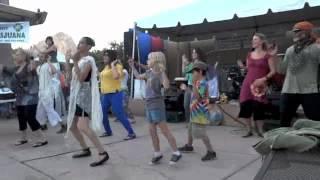 Harmonic Heart: Bhangra Fusion Dance, The Audience Dances at GumptionFest VII