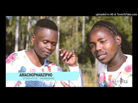 Amachophanziphokumanxebanxeba