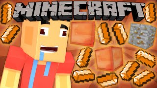 Why Bronze Doesn't Exist in Minecraft