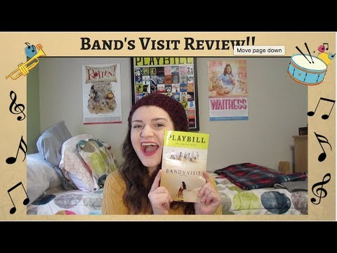 The Band's Visit Review!!!