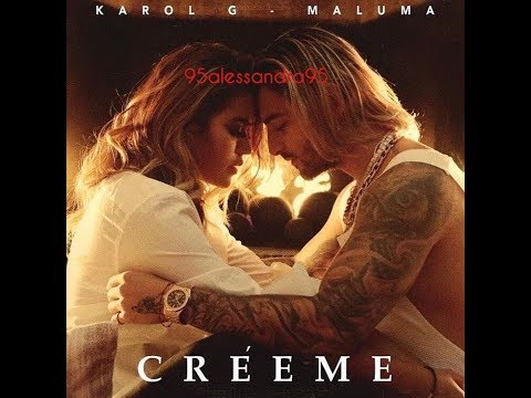 Karol G. Feat. MALUMA - Créeme Traduzione In Italiano