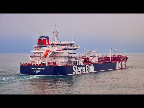Listen to tense audio exchange as Iranian forces seize British oil tanker