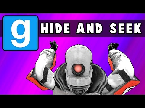 Gmod Hide and Seek - Weird Walk Edition! (Garrys Mod Funny Moments)