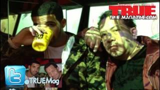 Drake Disses Chris Brown, Dismisses Rihanna & Promises New Songs