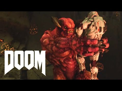 DOOM - Multiplayer Trailer