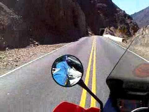KTM Adventure 950 Mendoza - Santiago Nov 2010 #1