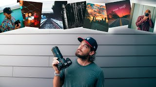 The 8 Phases of being a Photographer