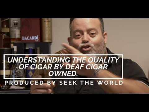 Understanding The Quality of Cigar By Deaf-Owned Business Oscar