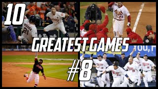 MLB | 10 Greatest Games of the 21st Century - #8
