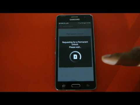Liberar Samsung On5 G550T1 Unlock