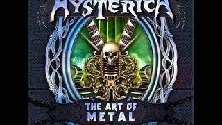 Watch Hysterica Fear Of The Light video