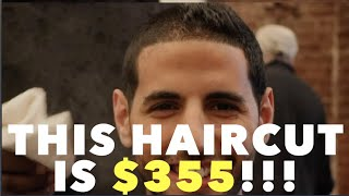 This Haircut Is $355!
