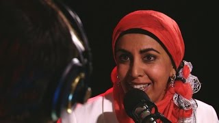 """Little Mosque on the Prairie"" creator Zarqa Nawaz"
