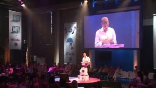 Kroodle launch: keynote Chris Hughes
