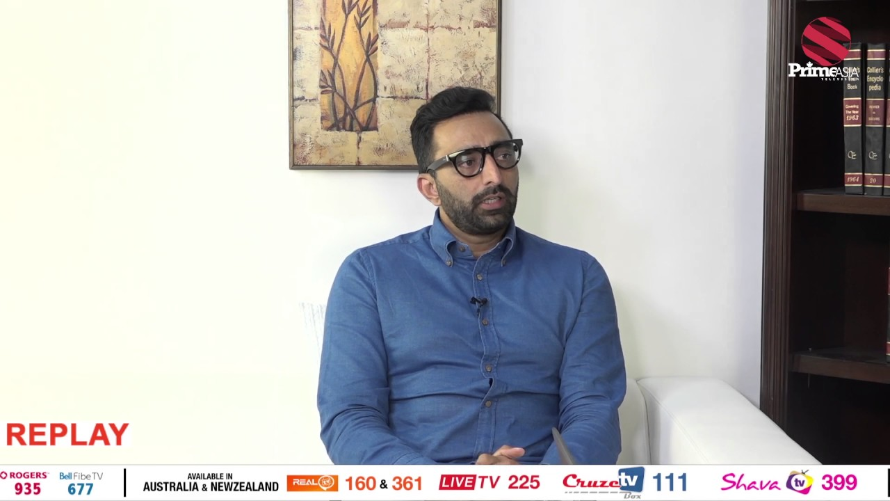 Prime Time With Benipal | Aman Khaira - CWC  Immigration (Prime Asia Tv)