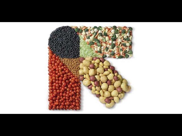 TOMRA Sortier- und Verarbeitungstechnologie für die Lebensmittelindustrie