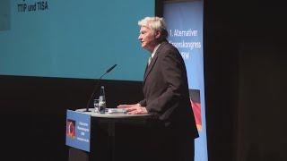 1. AWK 2015 - Prof. Hamer - Regieren uns die Großkonzerne? TTIP und TISA