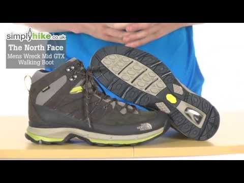 263e4cb23 The North Face Mens Wreck Mid GTX Walking Boot - www.simplyhike.co ...