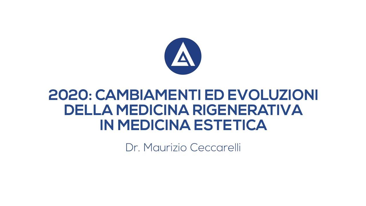 MEDICINA RIGENERATIVA - Videointervista Dott. Maurizio Ceccarelli