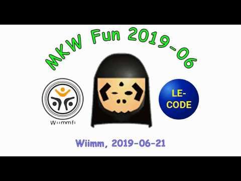 Wiimms Mario Kart Fun 2019-06 - Custom Mario Kart
