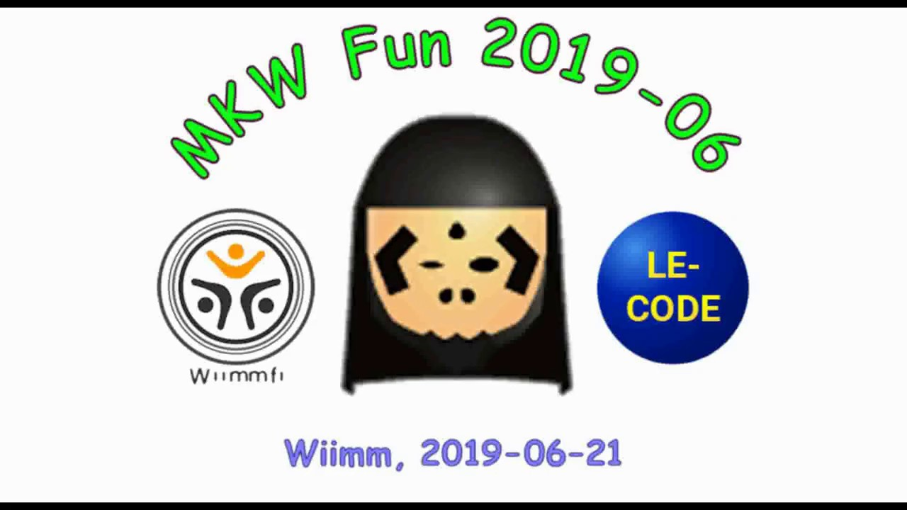 Wiimms Mario Kart Fun – Wiiki