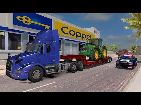 Nuevo VOLVO VNR 300 Day Cab | A entregar un Tractor a Guanaceví, Durango, México