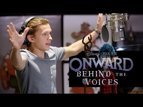 'Onward' Behind The Voices