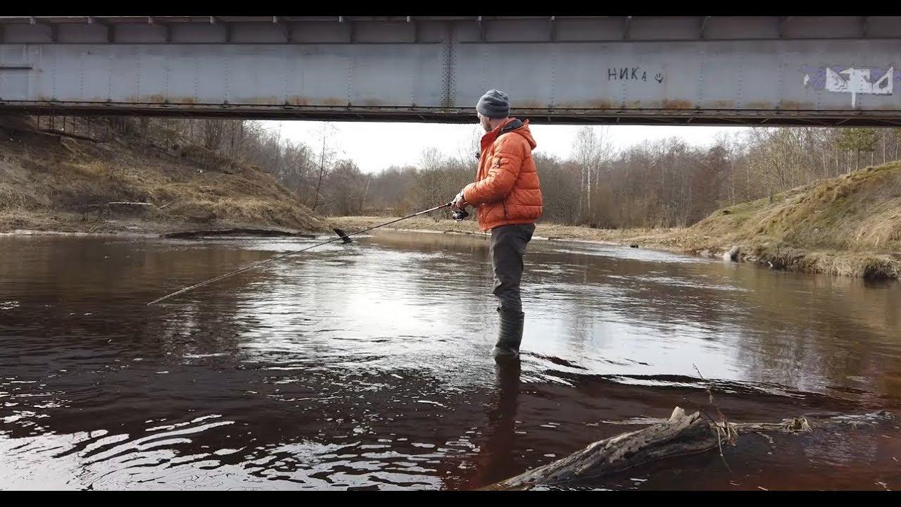 Рыбалка на черная речка