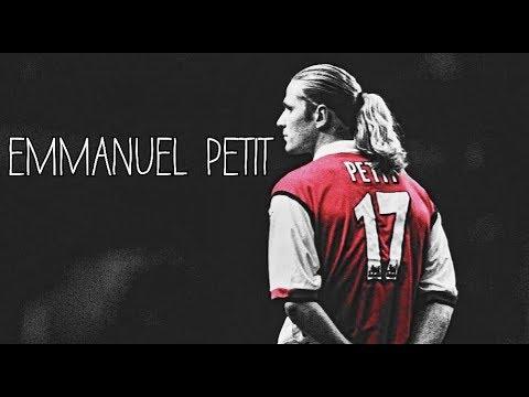 Emmanuel Petit - Defensive Skills, Goals & Passes