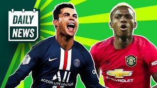Cristiano Ronaldo to LEAVE Juventus? + Man United's new striker! ► Daily News