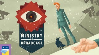 Ministry of Broadcast: iOS / Android Gameplay Walkthrough Part 1 (by Hitcents.com)