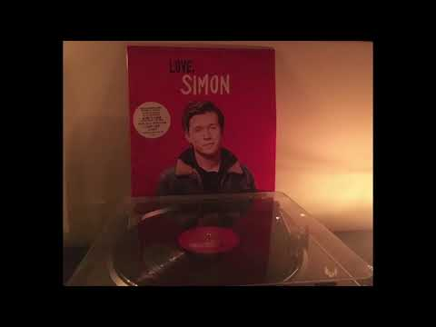 "Various Artists - ""Love, Simon Original Motion Picture Soundtrack"" (2018) [Full LP]"