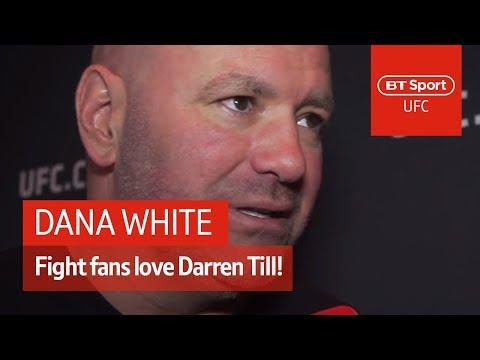 Dana White: Covington will face the winner of Woodley vs. Till   UFC 228