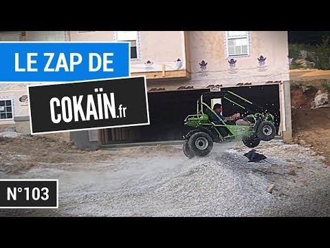 Le Zap de Cokaïn.fr n°103