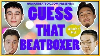 Game: Guess That Beatboxer // Gene & Elisii vs Heat & Trung Bao