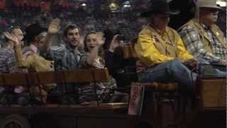 Rice Night At The 2013 Houston Livestock Show And Rodeo