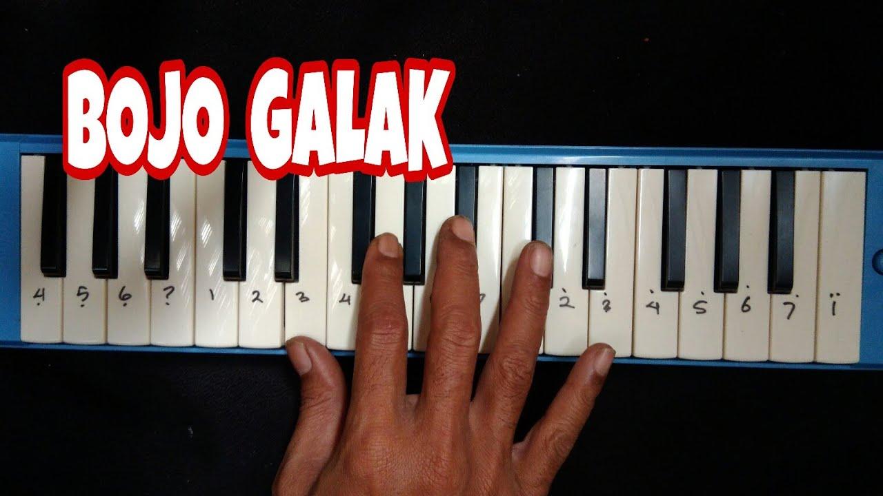 Bojo Galak: PIANIKA (belajar Pianika)