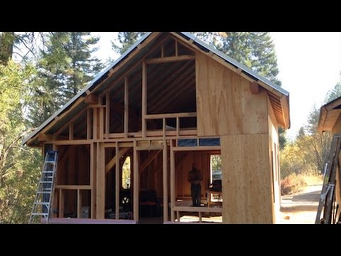 The Making of a Modern Off Grid Dream Home -- Our Whole Stor