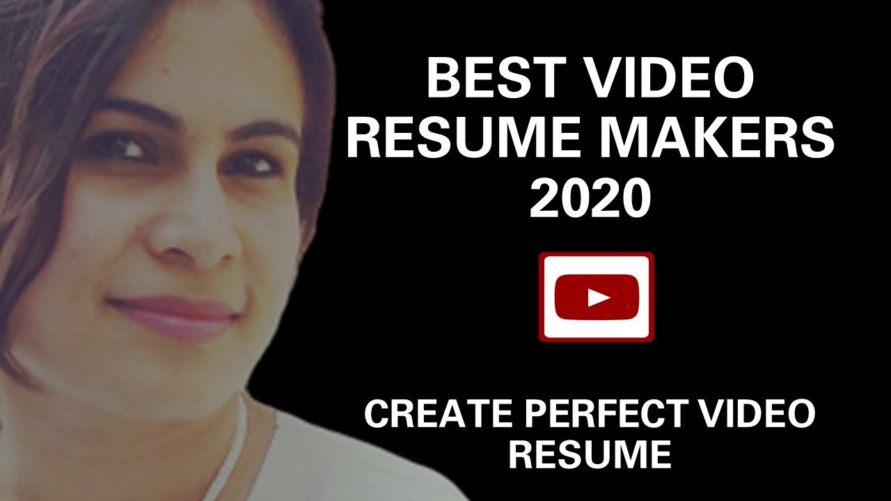 best video resume makers 2020
