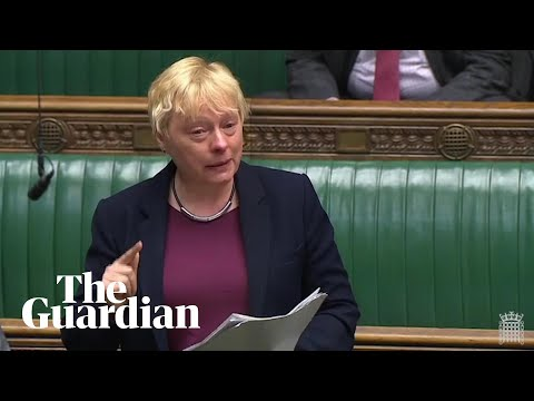 Angela Eagle LGBT speech: 'we aren't getting back in the closet'