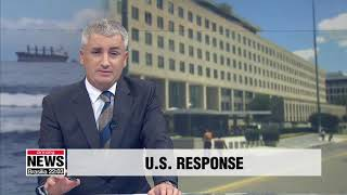 U.S. says international sanctions on North Korea will remain in place...