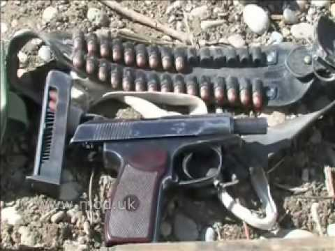 Royal Marine Commandos catch Taliban off guard